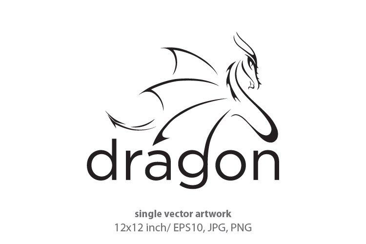 Dragon, vector
