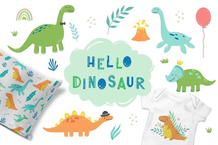Hello Dinosaur