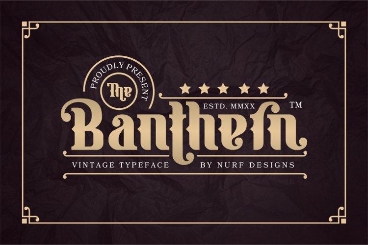 Banthern example image 1