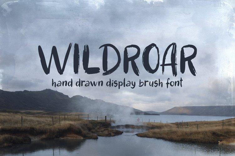 WILDROAR example image 1