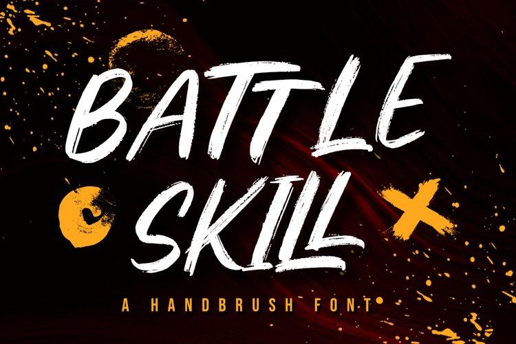 Battle Skill example image 1