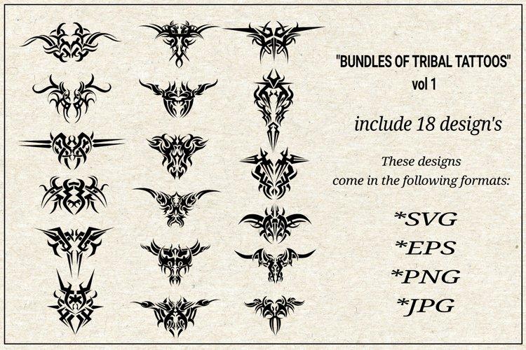 bundles tribal ornaments vol 1