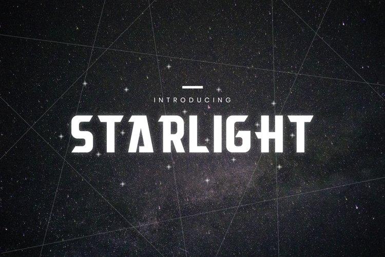 Starlight Stylish Font example image 1