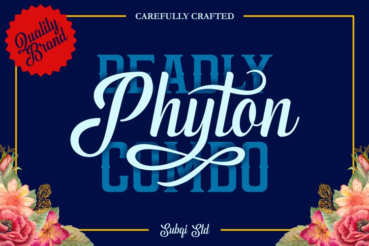 Deadly Phyton Combo 70% OFF