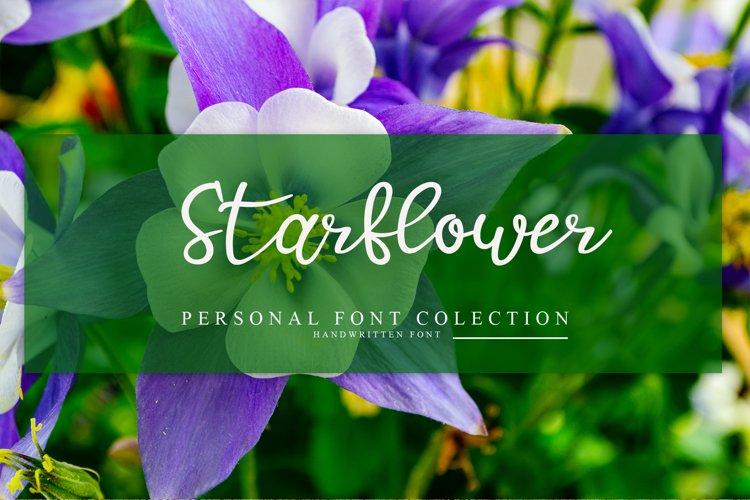 Starflower example image 1