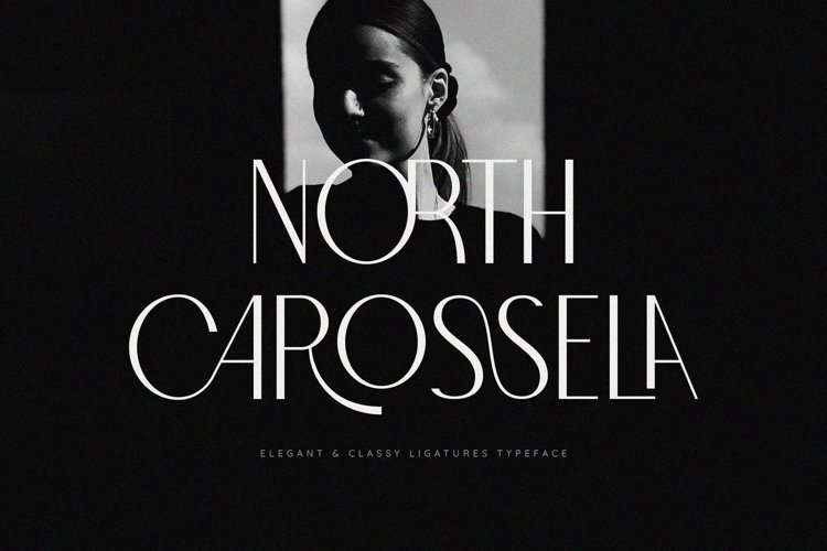 North Carossela || A Ligature Sans example image 1