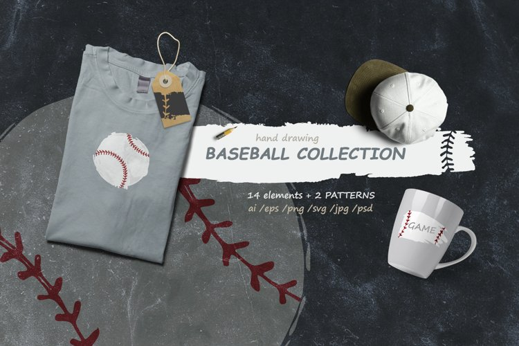 Baseball collection. Sport. example image 1