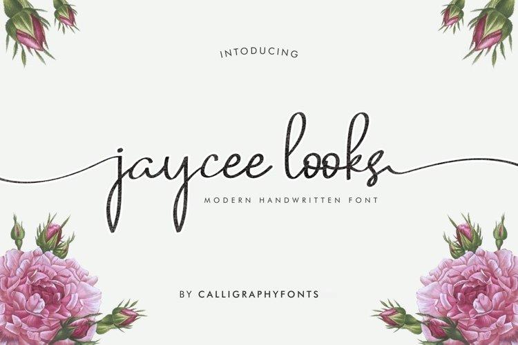 Jaycee Looks example image 1