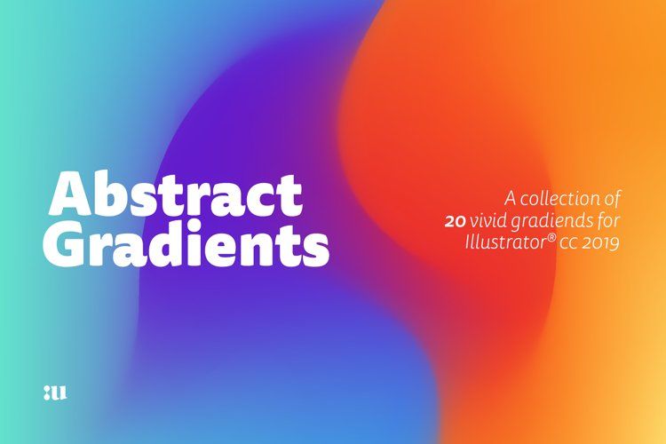 Abstract Gradients example image 1