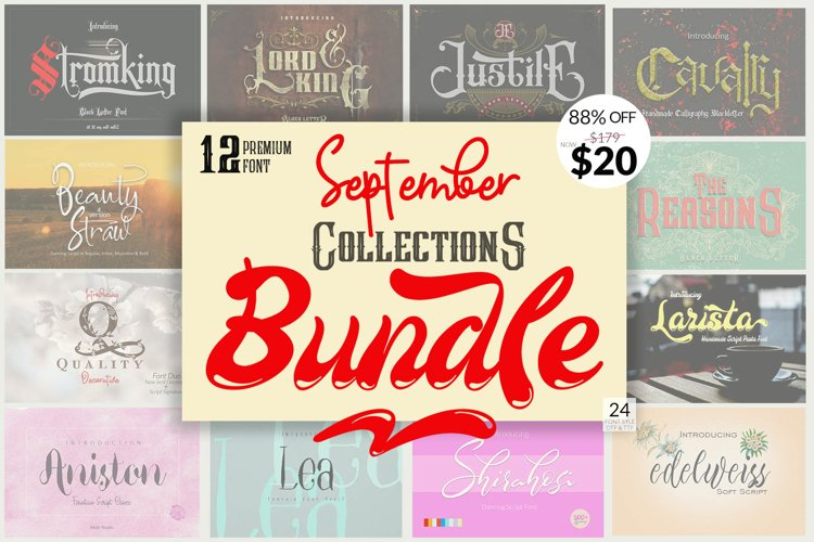 September Collections Bundle