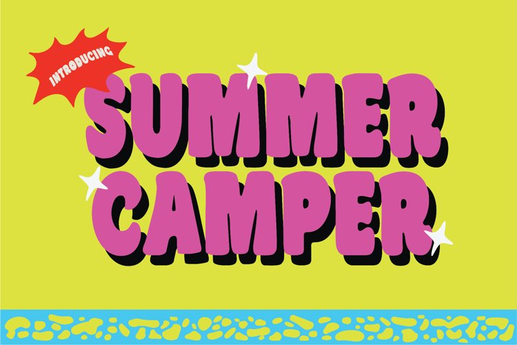 MHM SUMMER CAMPER example image 1
