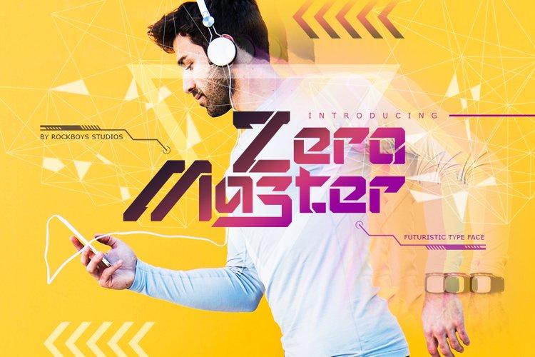 Zero Master example image 1