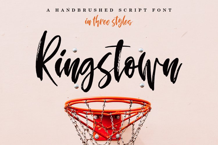 Ringstown Font Pack