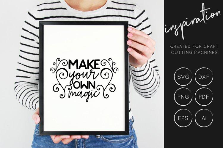 Inspirational Quotes SVG Cut File Bundle - Design Collection - Free Design of The Week Design7