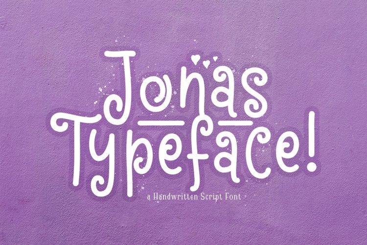 Jonas example image 1