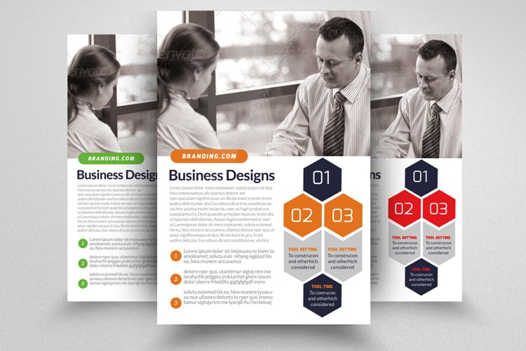 Business Training Flyer example image 1