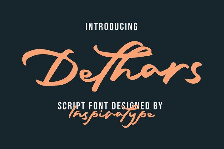 Dethars example image 1