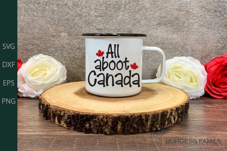All aboot Canada | Cuttable