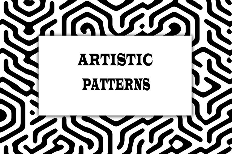 Artistic patterns example image 1
