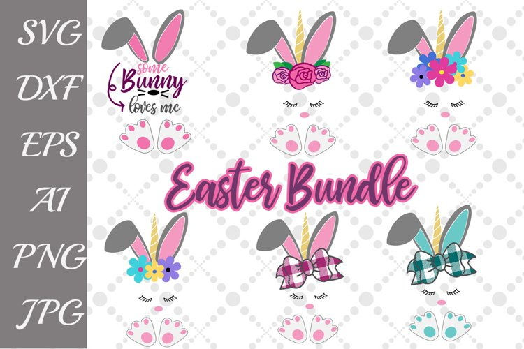 Easter Bundle Svg example image 1