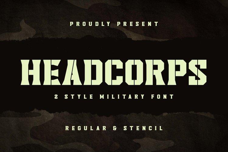 Headcorps example image 1