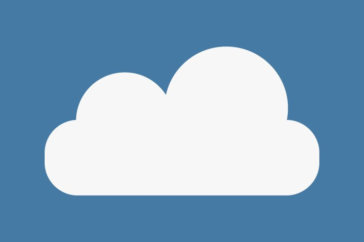 Cloud icon example image 1