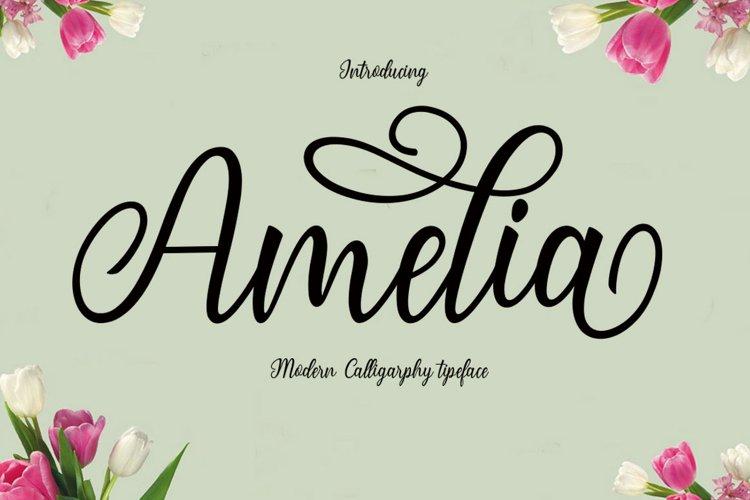 amelia example image 1