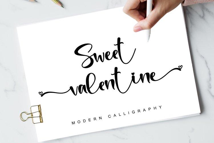 Sweet Valentine example image 1