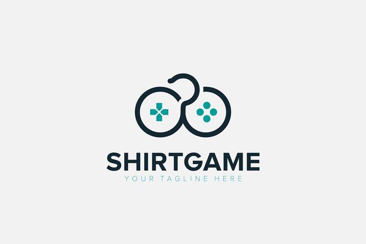 gaming logo for T Shirt Game modern logo designs