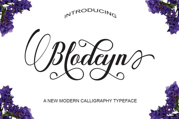 Blodeyn example image 1