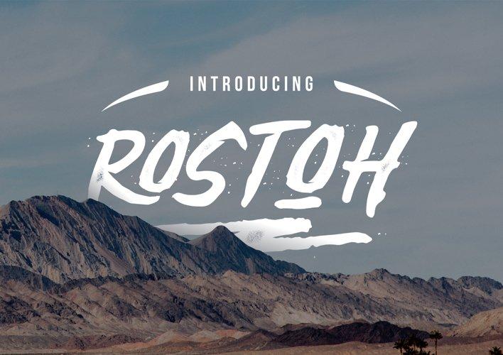 Rostoh example image 1