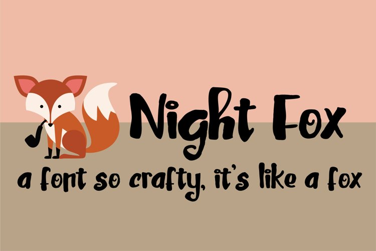 ZP Night Fox example image 1
