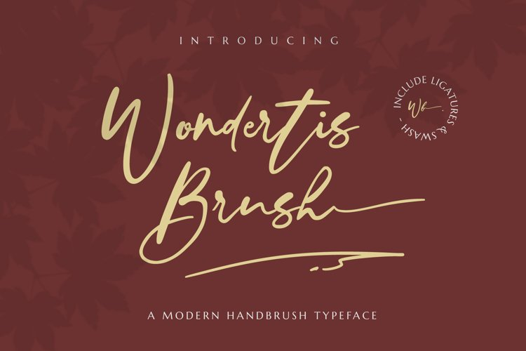 Wondertis Brush example image 1