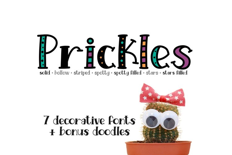 Prickles Complete Collection example image 1