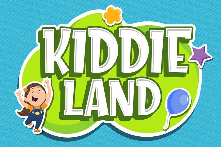 Kiddie Land example image 1