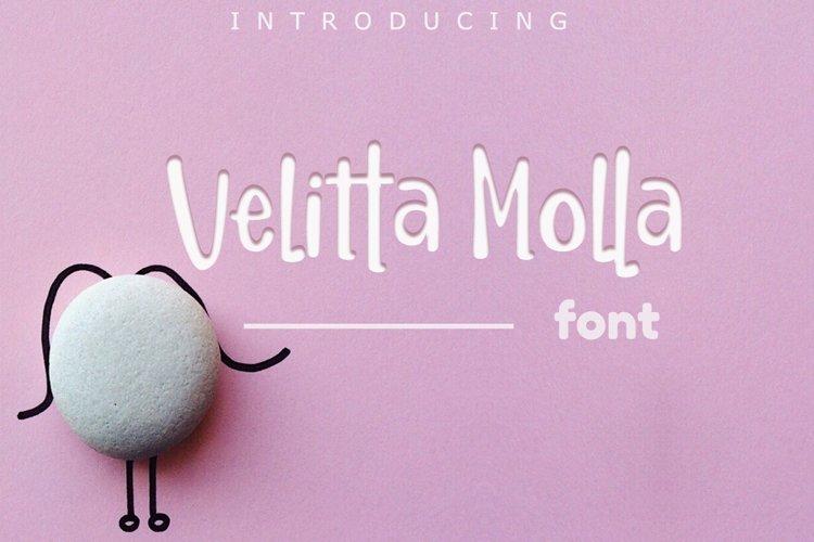 Velitta Molla Font
