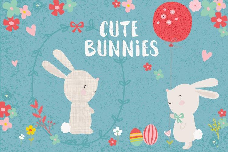 Cute Bunnies example image 1