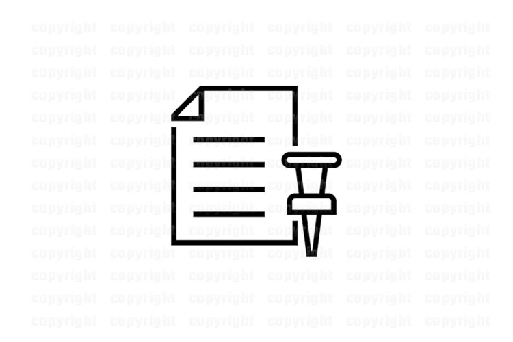 Document Pin example image 1
