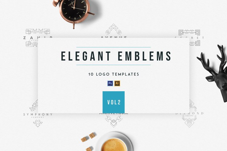 Elegant Emblems | vol.2 example image 1