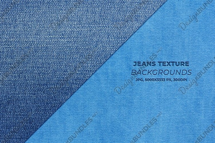 Jeans texture backgrounds example image 1