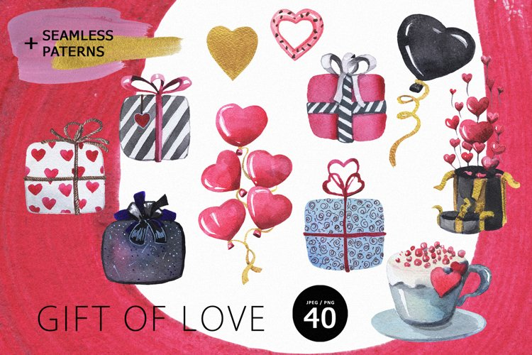 Gift of love example image 1