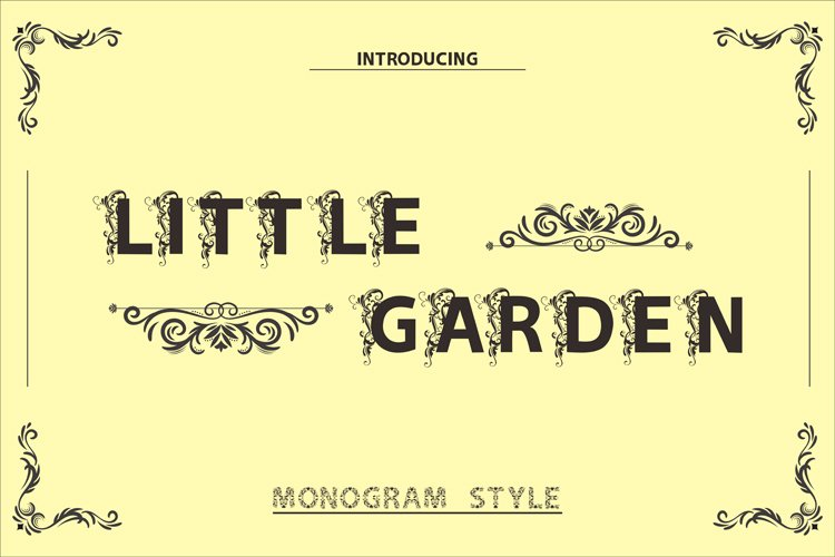 Little Garden example image 1