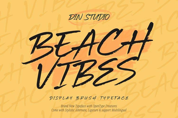 Beach Vibes example image 1
