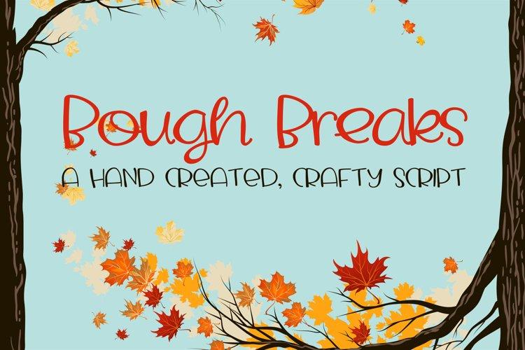 PN Bough Breaks example image 1