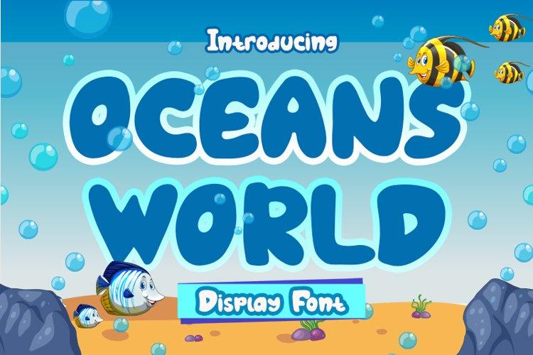 Ocean World example image 1