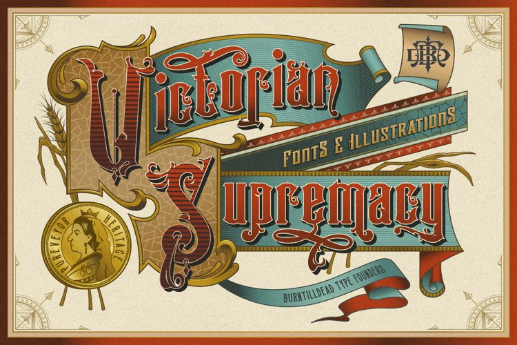 Victorian Supremacy example image 1