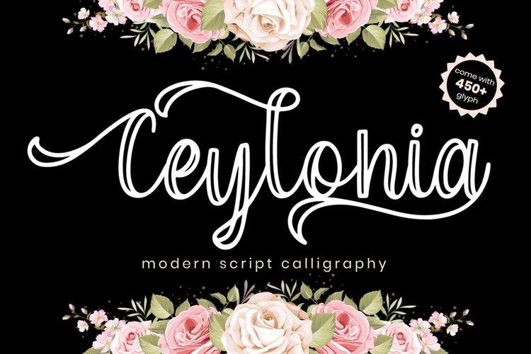 Ceylonia example image 1