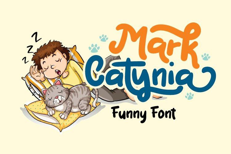 Mark Catynia example image 1