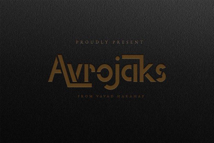Avrojaks example image 1