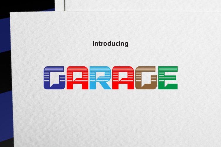 GARAGE Family example image 1